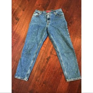 LEVI'S 550 JEANS CLASSIC RELAXED TAPERED Size 14M